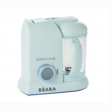 Пароварка-блендер Beaba Babycook Limited Edition aquamarine, арт. 912606